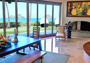7 Bedroom Lanikai               Beachfront