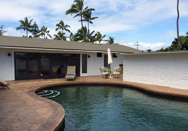 6 Bedroom Kailua               Beachside