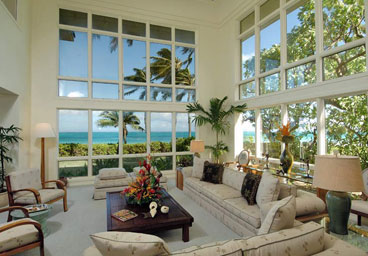 10 Bedroom Kailua               Beachfront Rental