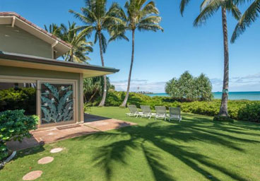 5 Bedroom Rental on Kailua               Beach