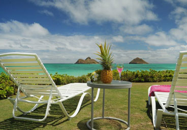 4               Bedrooms on the Beach at Lanikai