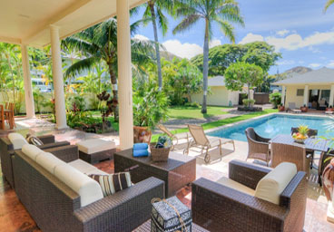 5 Bedroom               Vacation Home in Lanikai