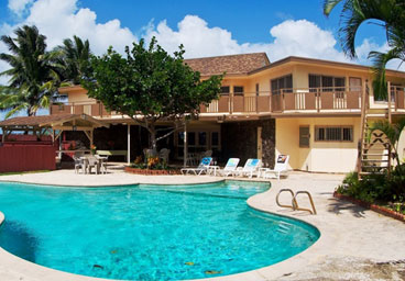 9 Bedroom Kailua               Beach House Rental